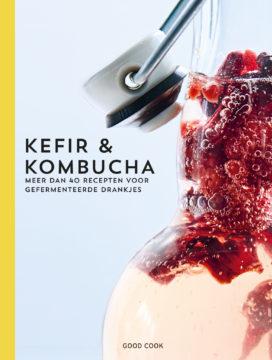 Kefir & Kombucha cover