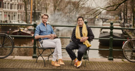 's Werelds beste cocktailbar opent in Amsterdam