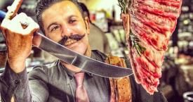 Instagramhit: Knife Man