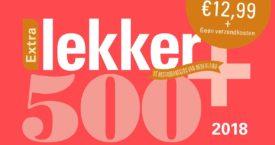Nieuwe editie van restaurantgids Lekker