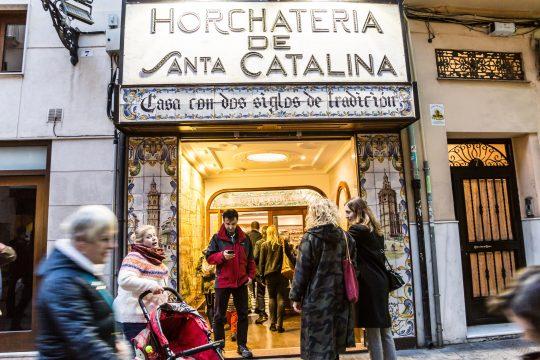 Horchateria de Santa Catalina