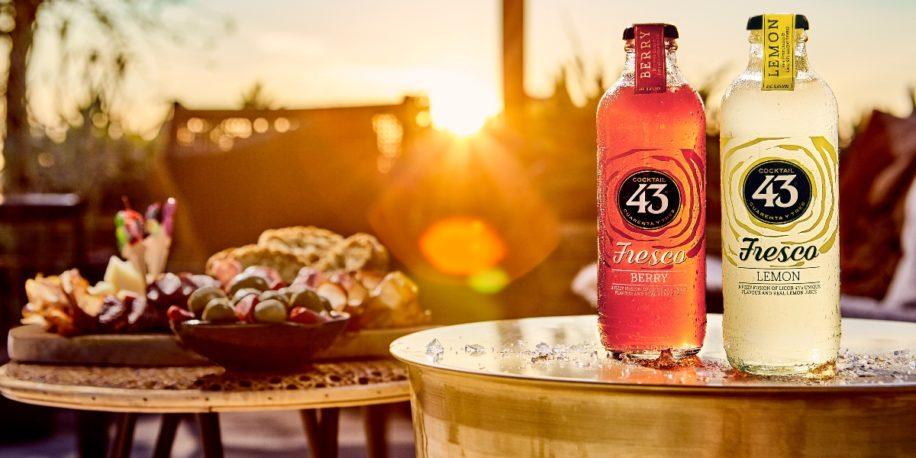 Licor 43 komt deze zomer met iets nieuws: het cocktaildrankje ...