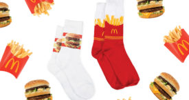 McDelivery fashion