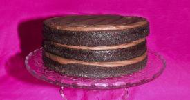 De ultieme chocoladetaart