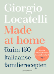 Locatelli- Cover made at Home