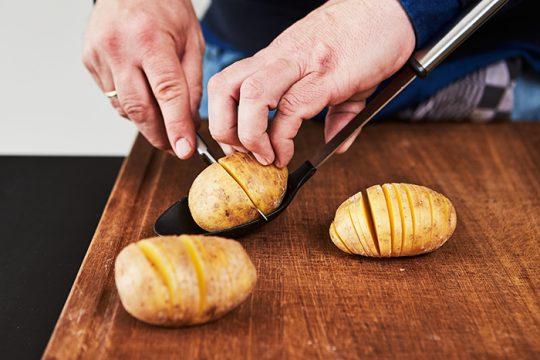 Marcus aeg aardappels