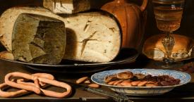 Foodies in het museum