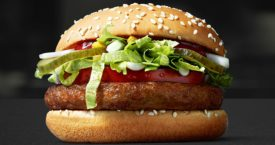 McDonalds introduceert McVegan