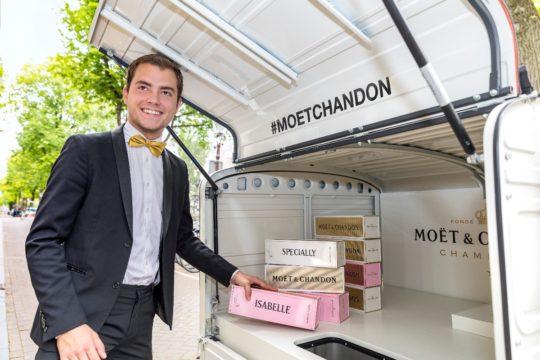 Moët & Chandon Piaggio