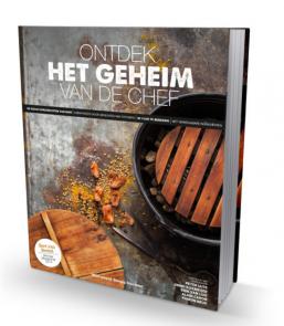 Ontdek het geheim van de chef boek