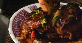 Anthony Bourdain's ossobuco