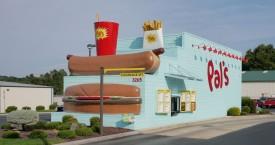 Snelste fastfood ter wereld