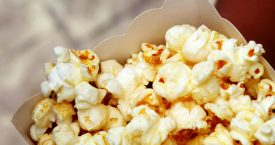 Marmite popcorn, love it or hate it