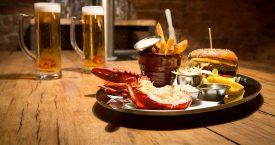 Beers and Barrels: vlees eten en bier drinken