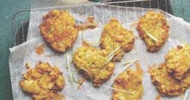 Recept: perkedel jagung