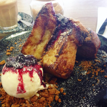 peanut butter jelly french toast