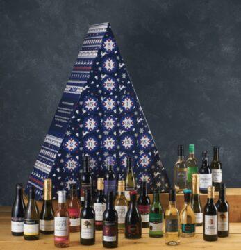 Wijn-adventskalender Aldi