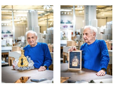 Frank Gehry Hennessy