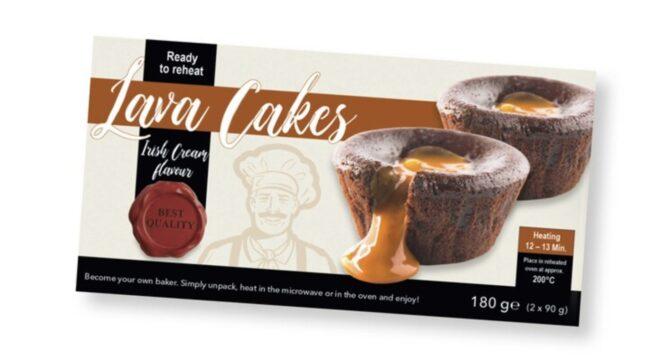 Lava cake Lidl