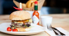 Pak je gratis Ellis Gourmet burger mee