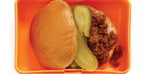 Wereldbroodjes: Sloppy Joe
