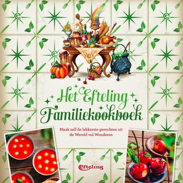 Efteling familiekookboek