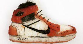 Shoe-shi: sneakers van sushi