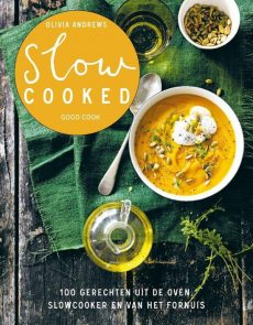 Slow cooked Olivia Andrews