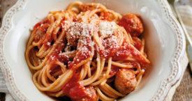 Spaghetti van de Paus