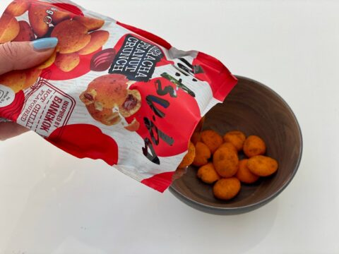 Sriracha nootjes Mitsuba