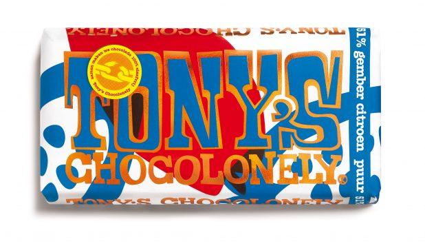 Tony Chocolonely puur
