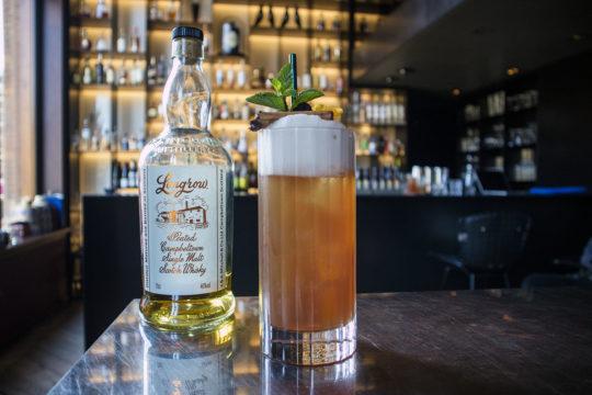 cocktail Taiko bar