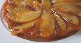 Recept: tarte tatin