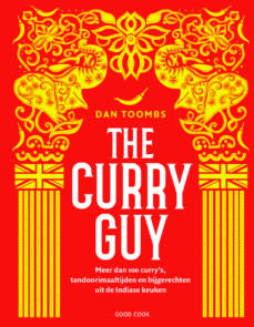 Boek curry guy