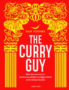 kookboek The Curry Guy door Dan Toombs