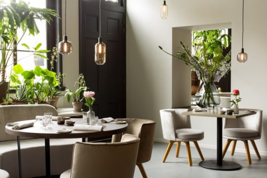 Restaurant Vermeer Amsterdam