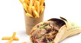 Haute-kebab bij Döner Vermeer