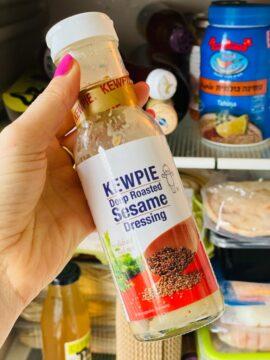 Kewpie sesame dressing