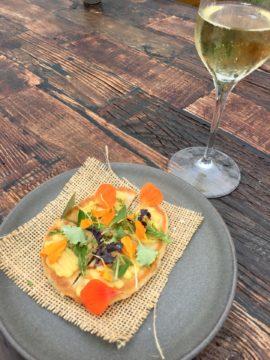 Restaurant Wils flatbread