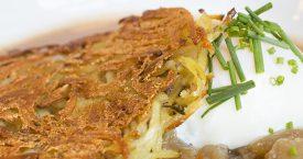 Recept: aardappelkoekjes