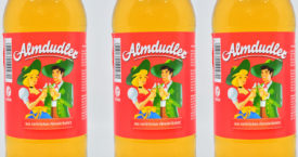 Dry january? Drink Almdudler
