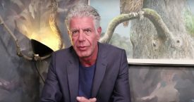 Video: Bourdain rate food trends
