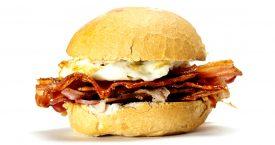 Baconrecensent jaagt op spek