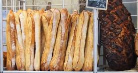 Een baguette in Parijs