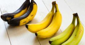 Onrijpe bananen? Geen probleem