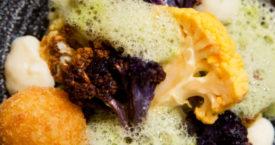 'Nieuw Nederlands' eten bij Floreyn