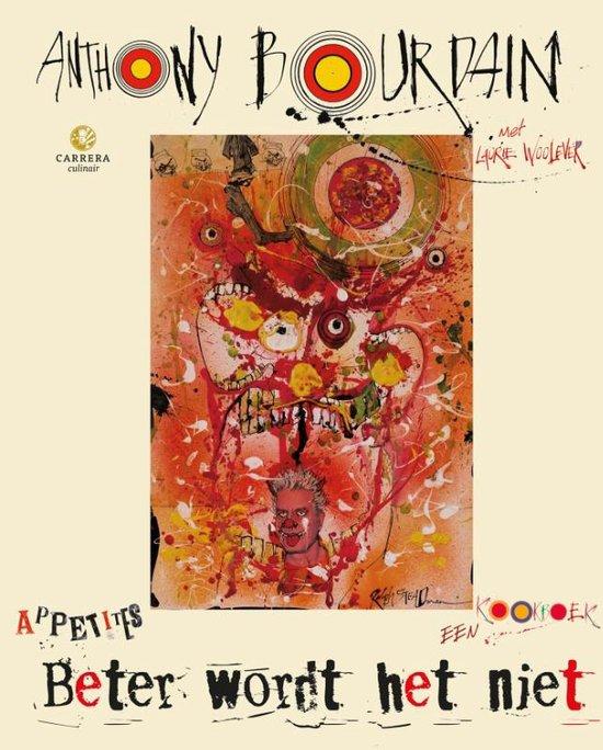 boek Anthony Bourdain