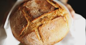 Video: no knead bread