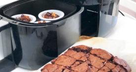 Ultieme brownies uit de Airfryer