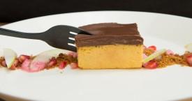 Recept: zoete aardappel cheesecake